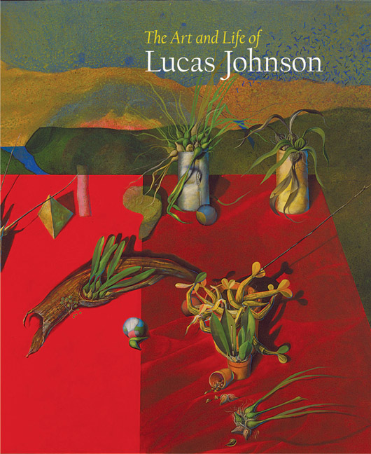 Cover of The Art and Life of Lucas Johnson