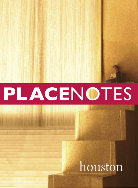 Cover of Placenotes—Houston