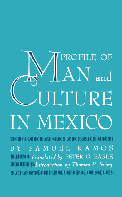 Cover of Profile of Man and Culture in Mexico