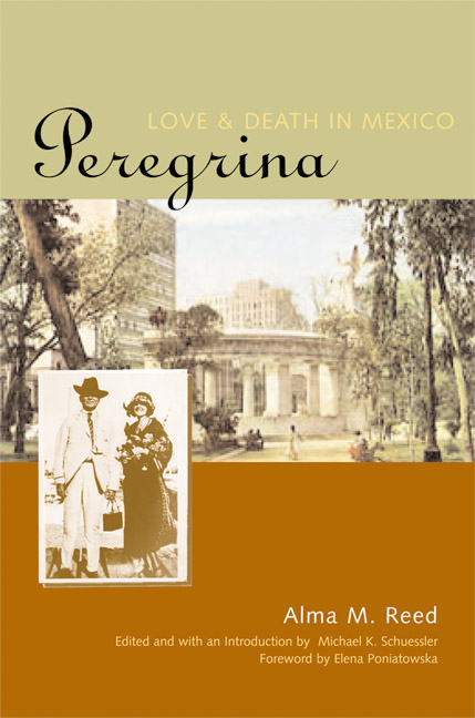 Cover of Peregrina