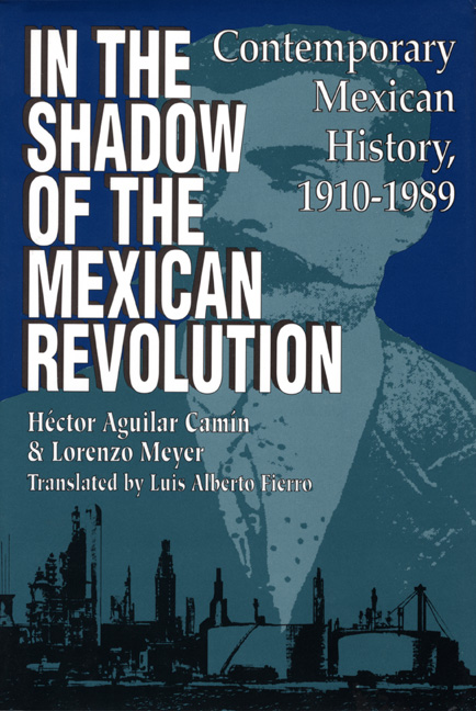 Cover of In the Shadow of the Mexican Revolution