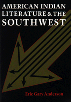Cover of American Indian Literature and the Southwest