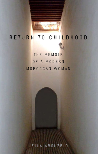 Cover of Return to Childhood