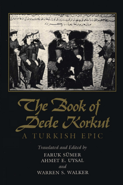 Cover of The Book of Dede Korkut