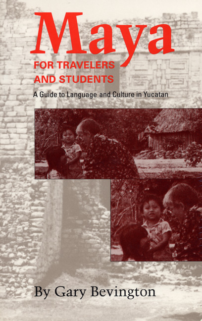 Cover of Maya for Travelers and Students
