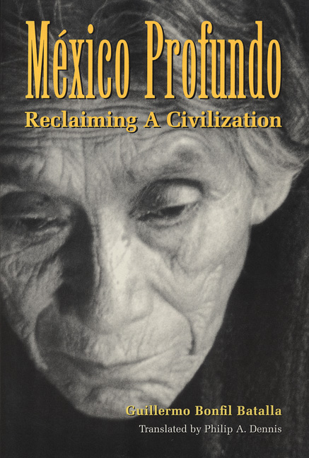 Cover of México Profundo