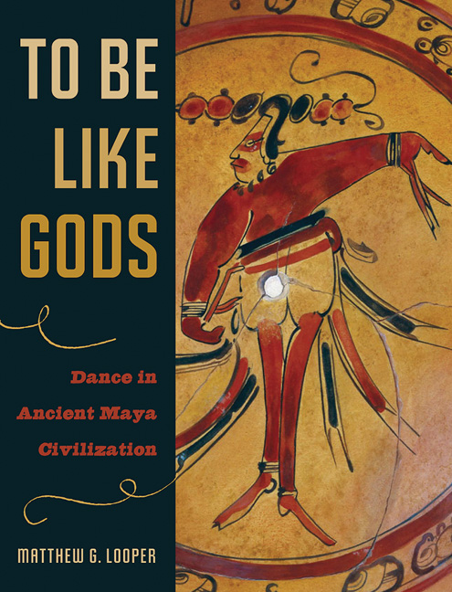 Cover of To Be Like Gods