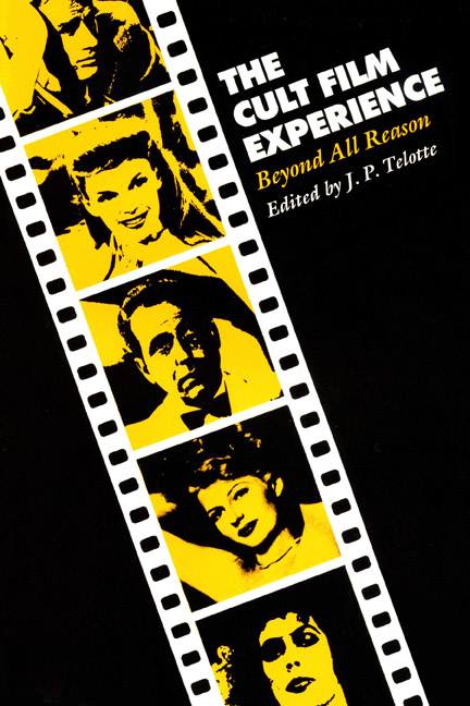 Cover of The Cult Film Experience