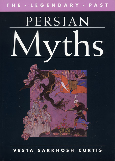Cover of Persian Myths