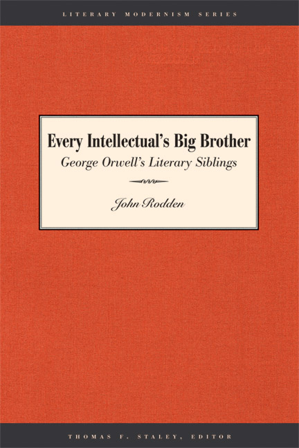 Cover of Every Intellectual's Big Brother
