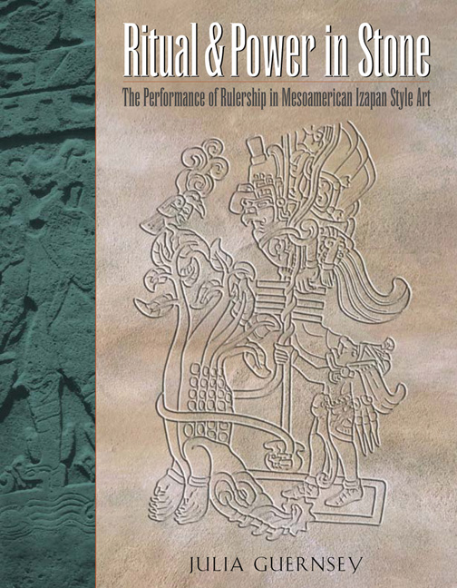 Cover of Ritual and Power in Stone