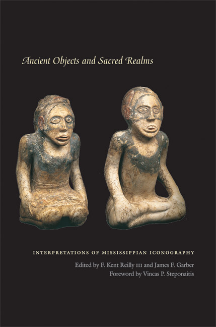 Cover of Ancient Objects and Sacred Realms