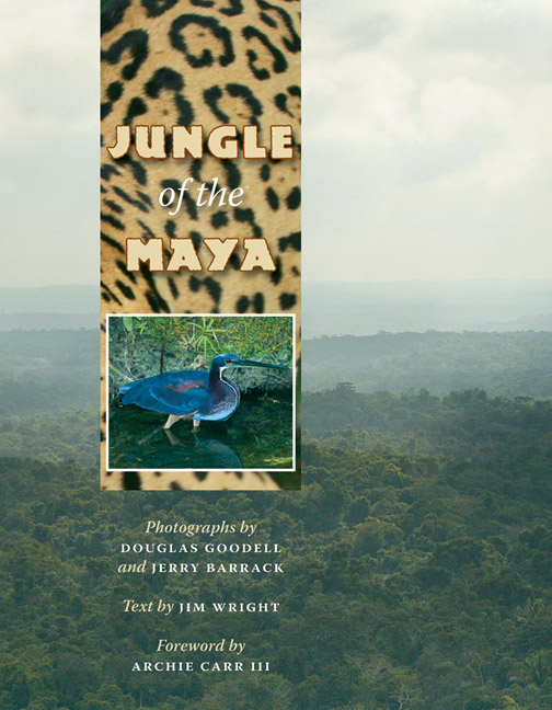 Cover of Jungle of the Maya