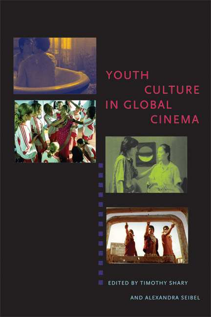 Cover of Youth Culture in Global Cinema