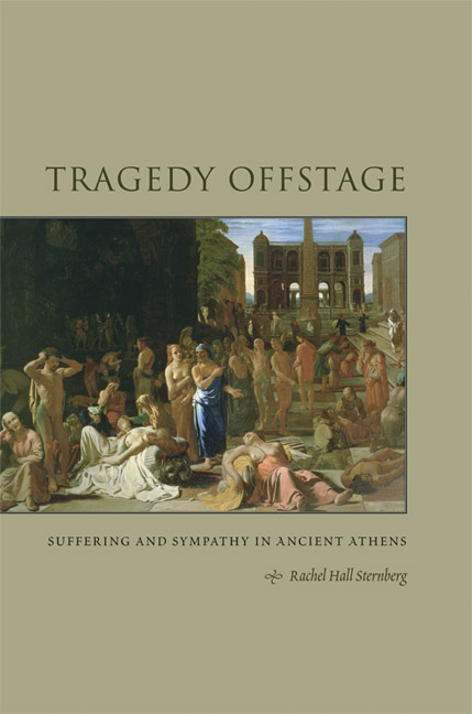 Cover of Tragedy Offstage