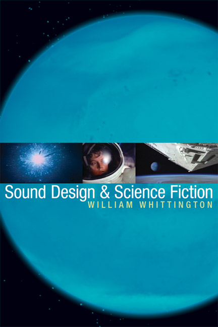 Cover of Sound Design and Science Fiction