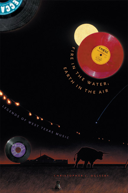 Cover of Fire in the Water, Earth in the Air