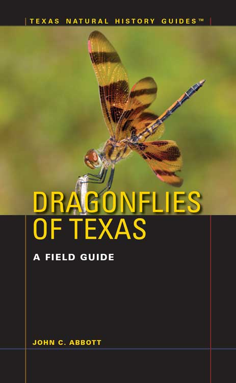 Cover of Dragonflies of Texas