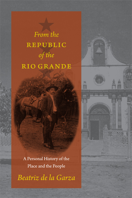 Cover of From the Republic of the Rio Grande