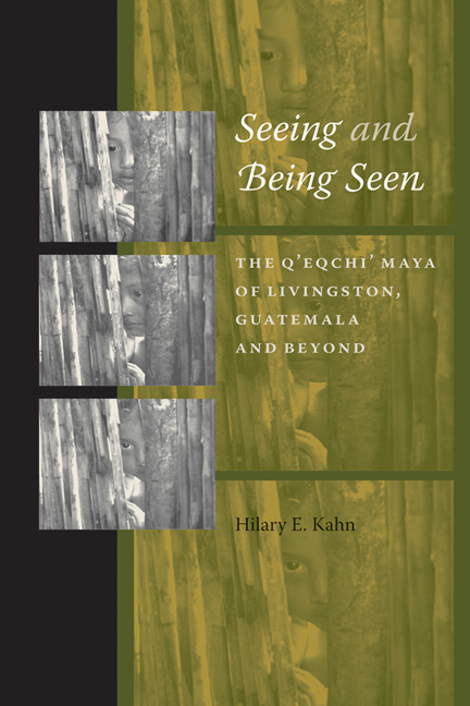 Cover of Seeing and Being Seen