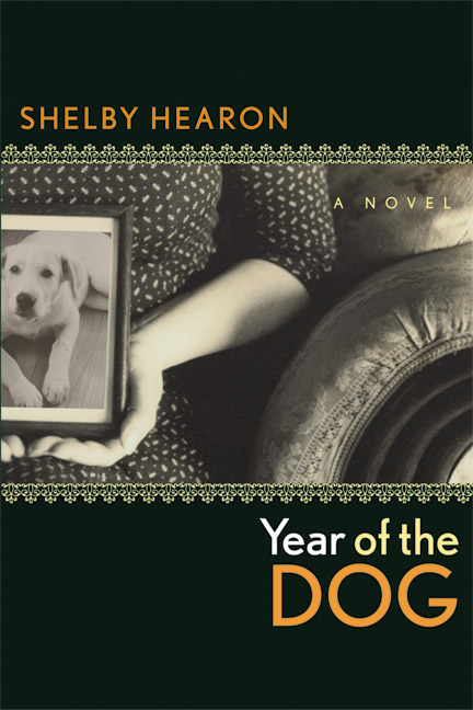 Cover of Year of the Dog
