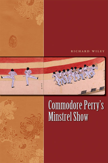 Cover of Commodore Perry's Minstrel Show