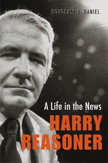 Cover of Harry Reasoner