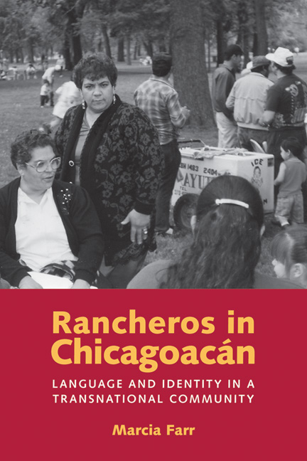 Cover of Rancheros in Chicagoacán