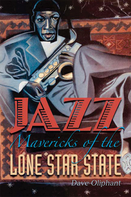 Cover of Jazz Mavericks of the Lone Star State
