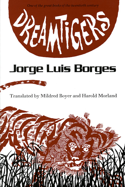 Cover of Dreamtigers