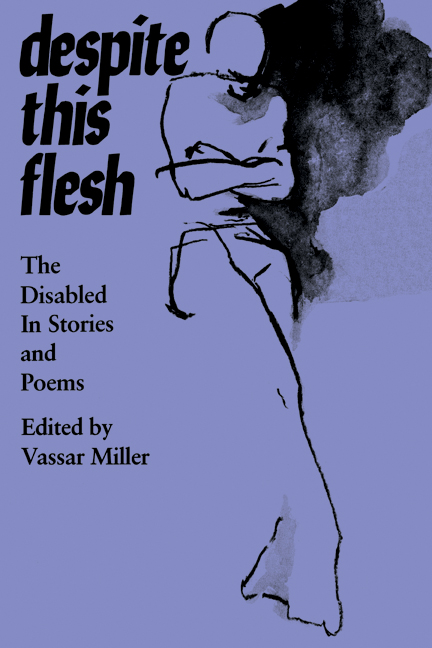 Cover of Despite This Flesh