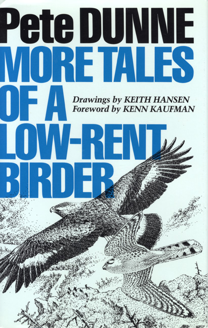 Cover of More Tales of a Low-Rent Birder