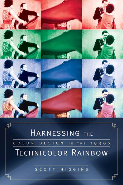 Cover of Harnessing the Technicolor Rainbow