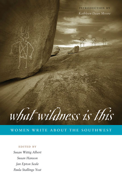 Cover of What Wildness Is This