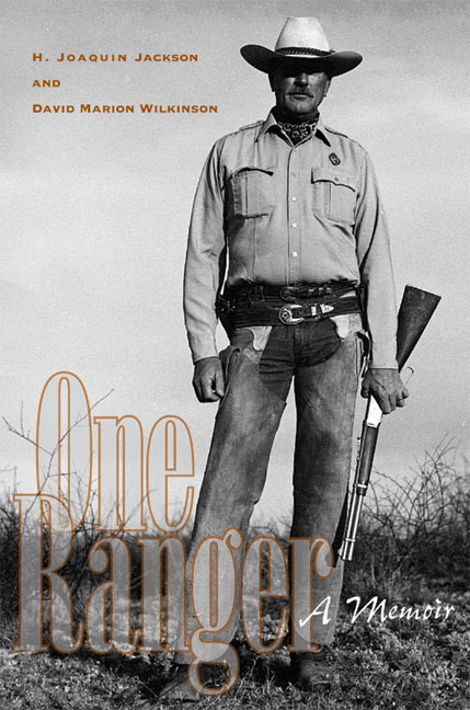 Cover of One Ranger