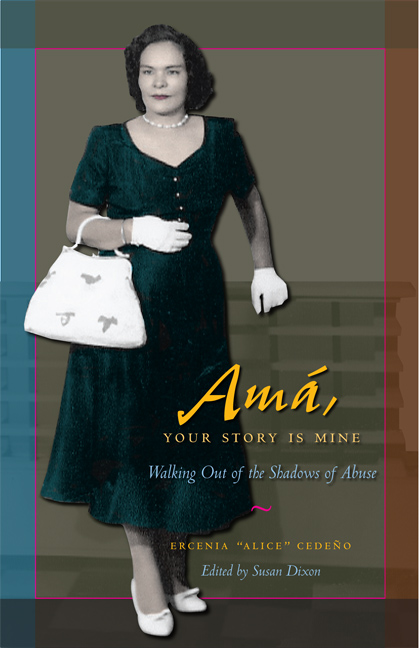Cover of Amá, Your Story Is Mine