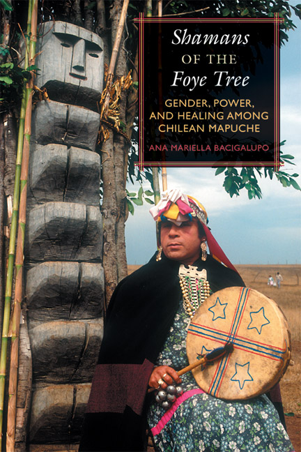 Cover of Shamans of the Foye Tree