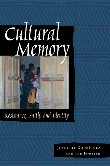 Cover of Cultural Memory