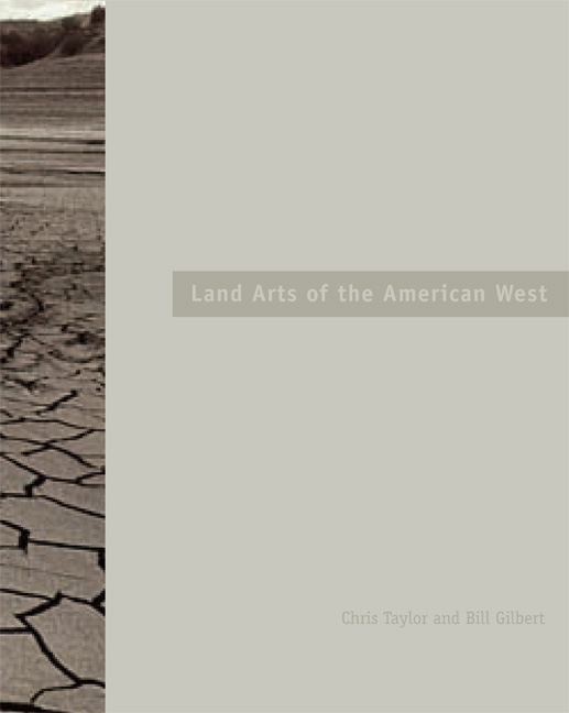 Cover of Land Arts of the American West