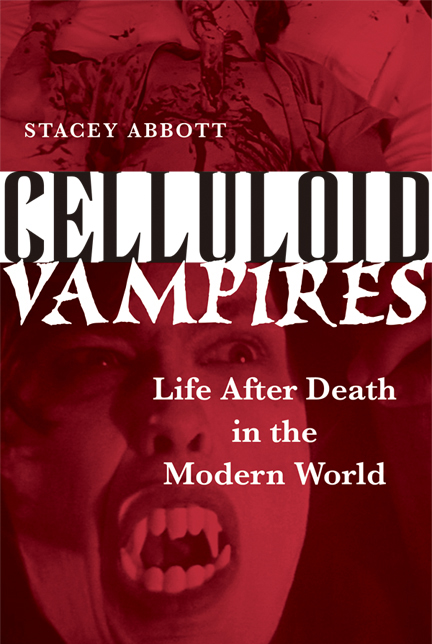 Cover of Celluloid Vampires
