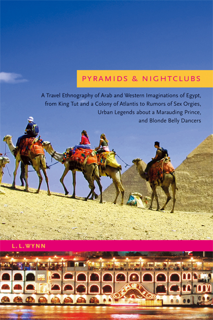 Cover of Pyramids and Nightclubs