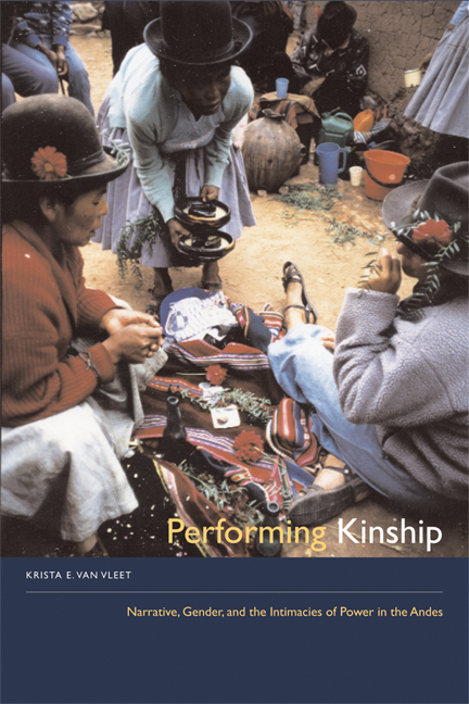 Cover of Performing Kinship