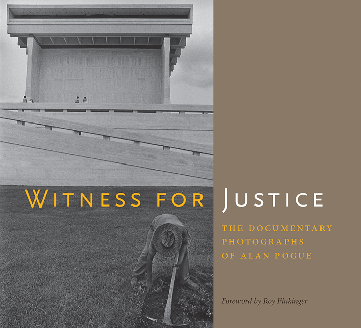 Cover of Witness for Justice