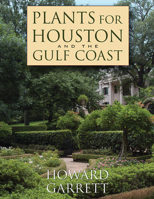 Cover of Plants for Houston and the Gulf Coast