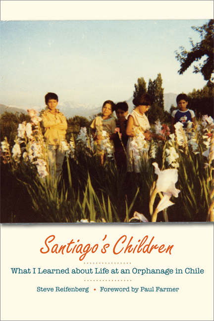 Cover of Santiago's Children