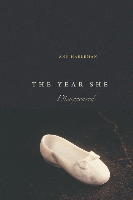 Cover of The Year She Disappeared