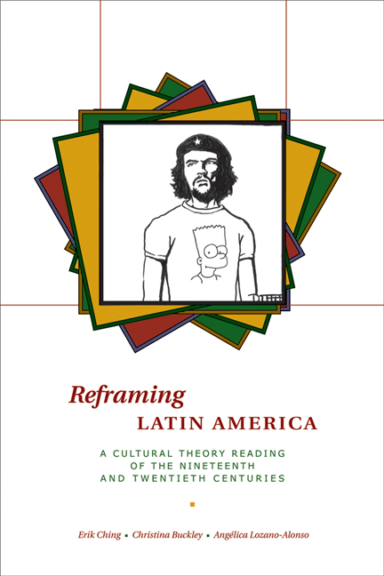 Cover of Reframing Latin America