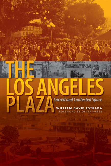 Cover of The Los Angeles Plaza
