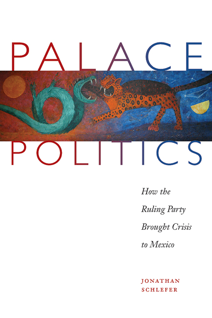 Cover of Palace Politics