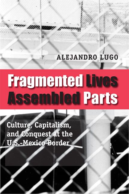 Cover of Fragmented Lives, Assembled Parts